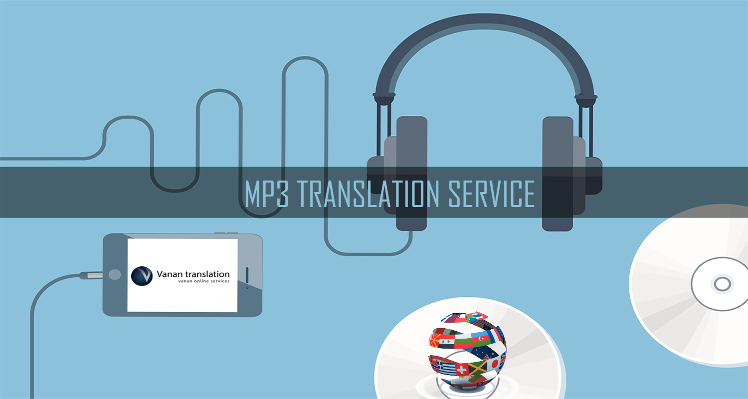 Top-Certified MP3 Translation Services | 100+ Languages