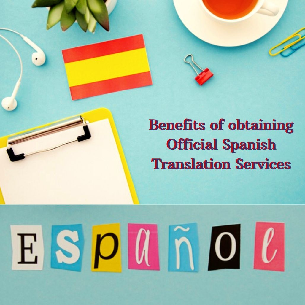 Official spanish translation services